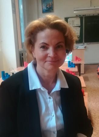 Воронина Елена Валентиновна
